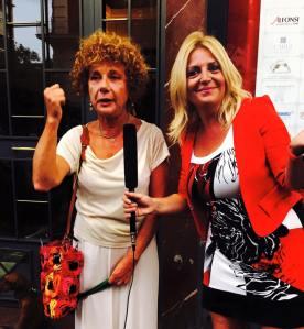 Cinzia Leone Disorient Express Teatro Golden