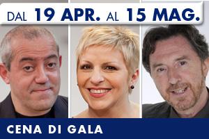 Daniela Morozzi e Gianni Ferreri Teatro Golden