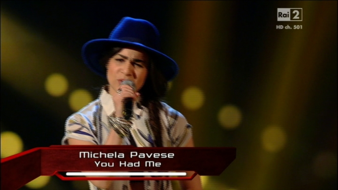 michela-pavese-the-voice-2016